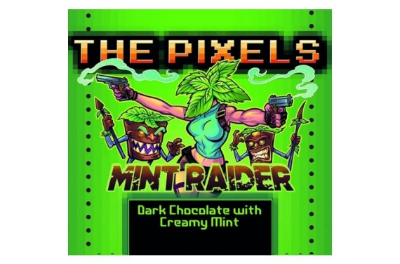 THE PIXELS MINT RIDER