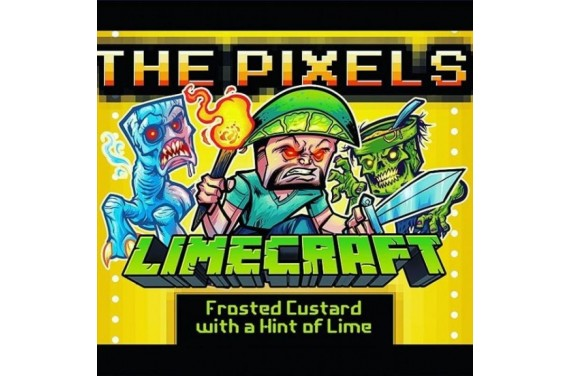 THE PIXELS LIMECRAFT