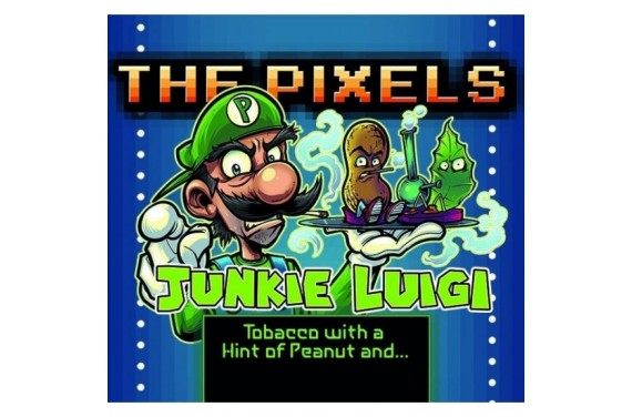 THE PIXELS JUNKIE LUIGI