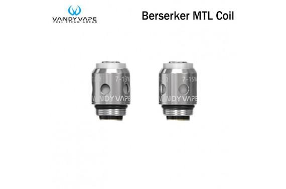 RESISTENZA BERSERKER MTL STARTER KIT 1.5 OHM