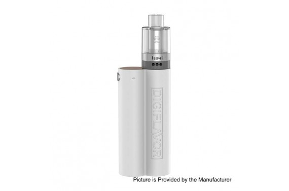 KIT LUNAR DUAL BATTERY CON LUMI TANK 4ML
