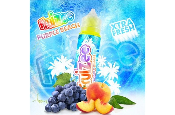 PURPLE BEACH FRUIZEE