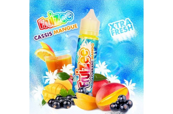 BLACK CURRANT MANGO FRUIZEE 20ML