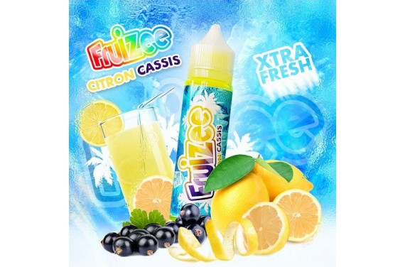 Modifica: LEMON BLACK CURRANT FRUIZEE 20ML