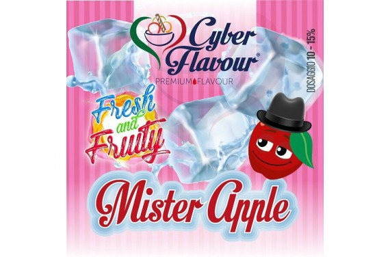 CYBER FLAVOUR MR APPLE 10 ML