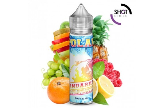 SHOT SERIES TNT MANDRILLO 20 ML
