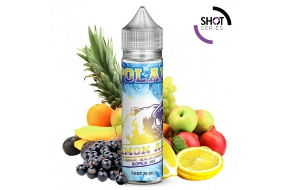 SHOT SERIES TNT LEMON ADE 20 ML
